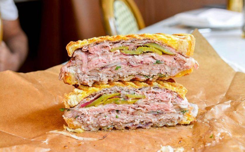APL BBQ Sandwich