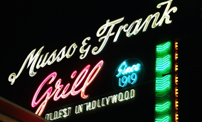 Musso & Frank